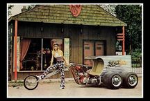 trikes / by Jimmy McDonald