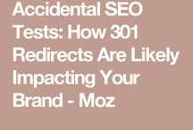 301 Redirects - SEO Strategies / Google 'Pearl Lemon' for SEO Services :)