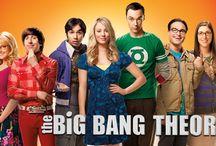 The Big Bang Theory / Sheldon Cooper,  Leonard Hofstadter, Penny,  Howard Wolowitz ,  Raj Koothrappali, Bernadette Rostenkowski ,  Amy Farrah Fowler. #Bazinga!
