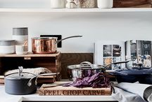 Clever Kitchen Ideas / A weekend-size wedge of cake or a family feast to welcome and warm you - it all kicks off with our clever kitchen ideas.