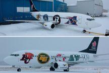 Aviation Special liveries