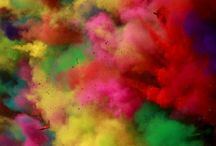 Colors & Powder shooting