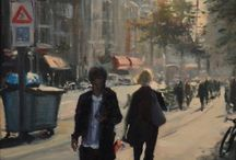 Jan Pieter Foppen Schilder van licht en leven / Hedendaags impressionist.
