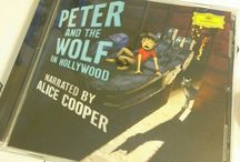 Peter and the Wolf In Hollywood App Party