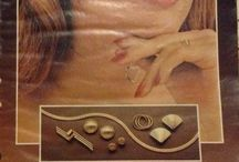 Vintage Jewelry / Vintage jewelry advertisements and pictures / by Faye Herren