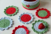 Porta Copos - Inspiração / Porta copos inspiradores para uma boa decoração de mesa!
