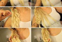 ●●● Hair Styles - Tutorials ●●● / hair_beauty