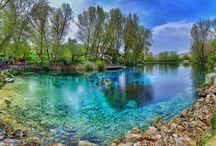 The hidden paradise of Anatolia&Anadolu'nun saklı cennetleri / Anadolu'nun saklı kalmış cennetleri..