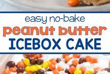 NO BAKE CAKES RECIPES