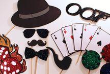Casino party theme / Party theme