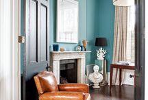 Lounge ideas / by Becky Moran