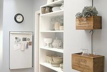 Kitchen Ideas / by Allison Schneider