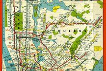 Maps / by Cheryl Bulpitt
