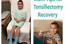 Post-op tonsillectomy