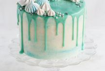 Inspiration Sweet- Cakes with Fondant