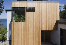 Flat roof / Parapet