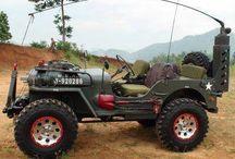 Jeep - Willis és Wrangler
