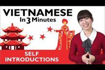 Languages Vietnamese