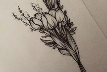 Tattoos mãe