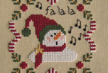 Christmas Cross Stich