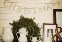 christmas holiday ideas / christmas decor / by Mary McCaffree