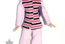 Fashion Dolls / Tracksuit / Tracksuit for dolls - My Fashion Dolls World