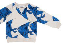 FISK / Diverse fisk og ide til print