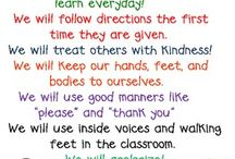 K Classroom Management / by Tracy Winkler