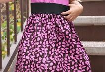 Sewing--Dresses