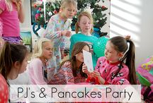 Party Ideas / Lots of ideas for your parties from food to decor and more.