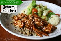 Slow Cooker Recipes to try / by Susan