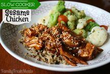 Recipes- Crock Pot
