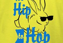 Easter t-shirt design ideas and templates.