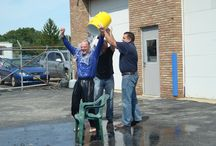 ALS Ice Bucket Challenge / MobilityWorks' VP Eric Mansfield raised over $3,000.00 for ALS and he challenged Greg Kiser from Braun, Tim Barone from VMI and Gerhard Schmidt from MobilityWorks! / by MobilityWorks