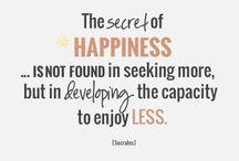 Life & True Happiness