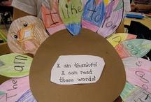 Kindergarten - Fall / by Lindsay Helling