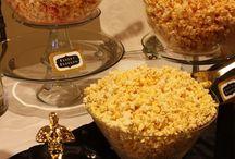 Ocsar Party Food
