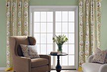 Window Treatments / by Katherine Nabors