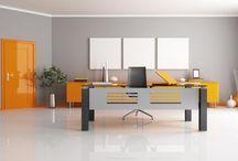 colores para pintar la oficina