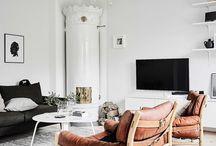 sofa og stoler