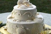 Beach ケーキ
