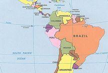 definición de Los Andes, Cono Sur, LatinoAmérica, HispanoAmerica, Caribe, CentroAmérica y  Amazonas