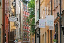 ♡ Sweden ~ Stockholm