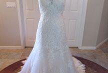 wedding dresses / by Brittney Skop
