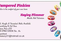 Nails & Pamper Parties