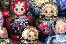 MATRIOŠKY/Matryoshka Dolls