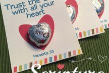Netball valentine ideas