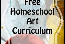 Homeschool Art