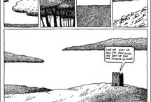 Walk Comic Pages
