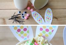 Easter crafts/ treats